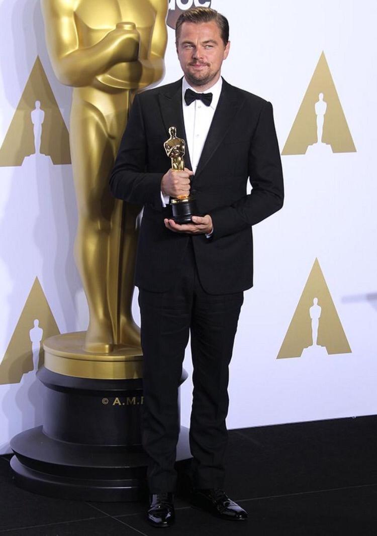He finally waited: Leonardo DiCaprio was awarded the Oscar for best actor 29.02.2016 25
