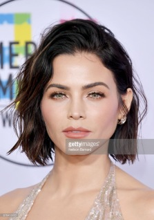 LOS ANGELES, CA - NOVEMBER 19: Jenna Dewan attends the 2017 American Music Awards at Microsoft Theater on November 19, 2017 in Los Angeles, California. (Photo by Neilson Barnard/Getty Images)