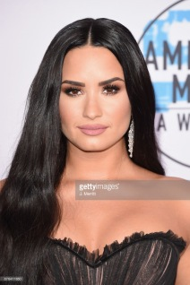attends 2017 American Music Awards at Microsoft Theater on November 19, 2017 in Los Angeles, California.